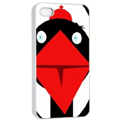 Duck Apple iPhone 4/4s Seamless Case (White)