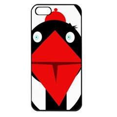 Duck Apple iPhone 5 Seamless Case (Black)