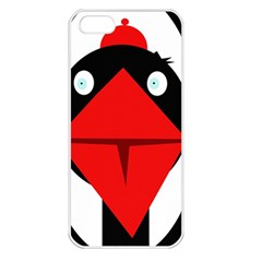 Duck Apple iPhone 5 Seamless Case (White)