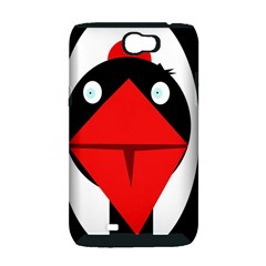 Duck Samsung Galaxy Note 2 Hardshell Case (PC+Silicone)