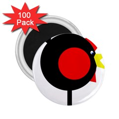 Fat chicken 2.25  Magnets (100 pack)