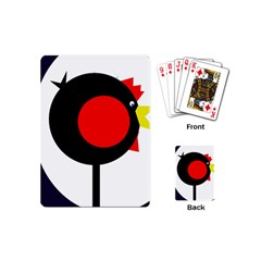 Fat chicken Playing Cards (Mini)