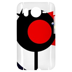 Fat chicken HTC Desire HD Hardshell Case
