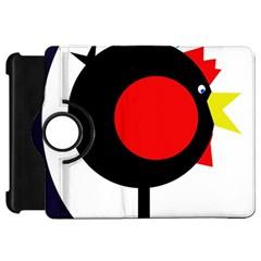 Fat chicken Kindle Fire HD Flip 360 Case