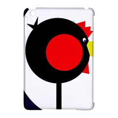 Fat chicken Apple iPad Mini Hardshell Case (Compatible with Smart Cover)