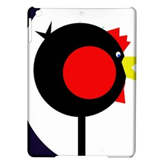 Fat chicken iPad Air Hardshell Cases