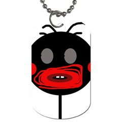 Face Dog Tag (Two Sides)