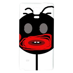 Face Galaxy Note 4 Back Case