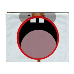 Funny face Cosmetic Bag (XL)
