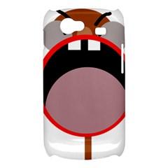 Funny face Samsung Galaxy Nexus S i9020 Hardshell Case