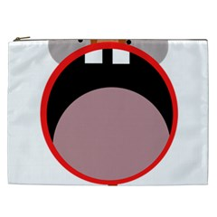Funny face Cosmetic Bag (XXL)
