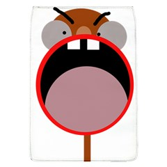 Funny face Flap Covers (L)