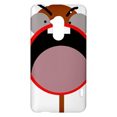 Funny face HTC One Max (T6) Hardshell Case