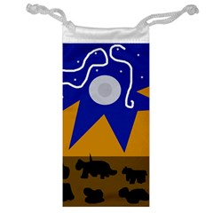 Decorative abstraction Jewelry Bags