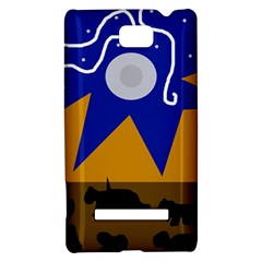 Decorative abstraction HTC 8S Hardshell Case