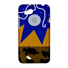 Decorative abstraction HTC Desire VC (T328D) Hardshell Case