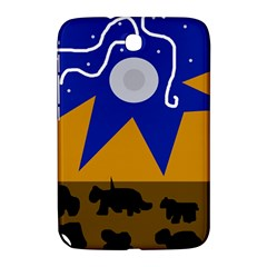 Decorative abstraction Samsung Galaxy Note 8.0 N5100 Hardshell Case