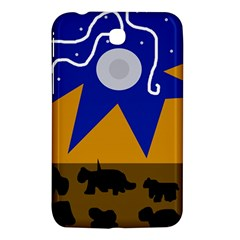 Decorative abstraction Samsung Galaxy Tab 3 (7 ) P3200 Hardshell Case