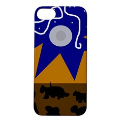 Decorative abstraction Apple iPhone 5S/ SE Hardshell Case