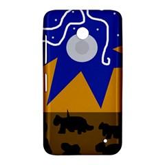 Decorative abstraction Nokia Lumia 630