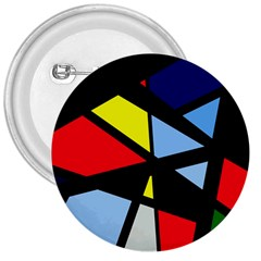 Colorful geomeric desing 3  Buttons