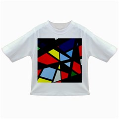 Colorful geomeric desing Infant/Toddler T-Shirts