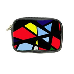 Colorful geomeric desing Coin Purse