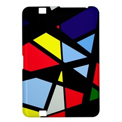 Colorful geomeric desing Kindle Fire HD 8.9