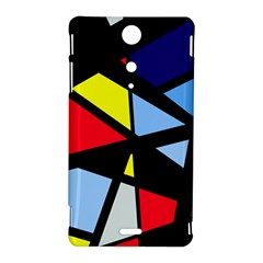 Colorful geomeric desing Sony Xperia TX