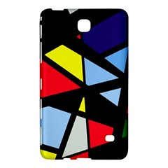 Colorful geomeric desing Samsung Galaxy Tab 4 (8 ) Hardshell Case