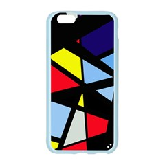 Colorful geomeric desing Apple Seamless iPhone 6/6S Case (Color)