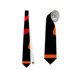 Halloween pumpkin Neckties (Two Side)