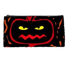 Halloween pumpkin Pencil Cases