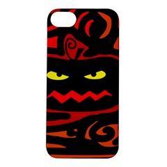 Halloween pumpkin Apple iPhone 5S/ SE Hardshell Case