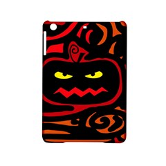 Halloween pumpkin iPad Mini 2 Hardshell Cases