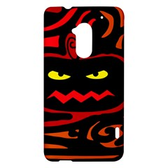 Halloween pumpkin HTC One Max (T6) Hardshell Case