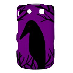 Halloween raven - purple Torch 9800 9810