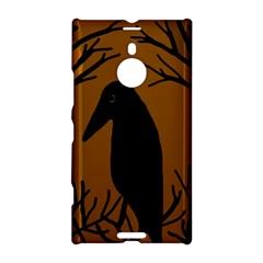 Halloween raven - brown Nokia Lumia 1520