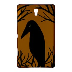 Halloween raven - brown Samsung Galaxy Tab S (8.4 ) Hardshell Case