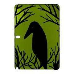 Halloween raven - green Samsung Galaxy Tab Pro 10.1 Hardshell Case