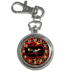 Halloween decorative pumpkin Key Chain Watches