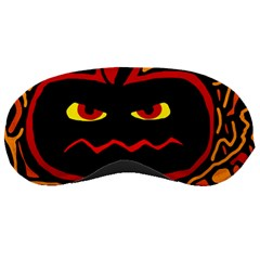 Halloween decorative pumpkin Sleeping Masks