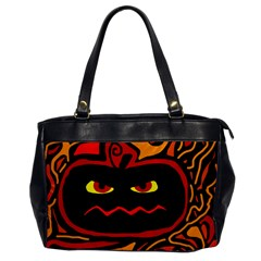 Halloween decorative pumpkin Office Handbags