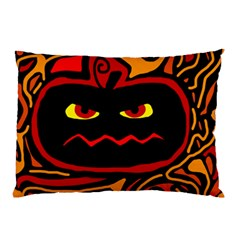 Halloween decorative pumpkin Pillow Case (Two Sides)