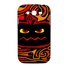 Halloween decorative pumpkin Samsung Galaxy Grand DUOS I9082 Hardshell Case
