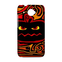 Halloween decorative pumpkin HTC Desire 601 Hardshell Case