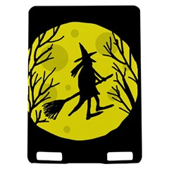 Halloween witch - yellow moon Kindle Touch 3G