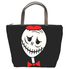 Halloween monster Bucket Bags