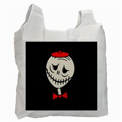 Halloween monster Recycle Bag (One Side)
