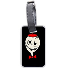 Halloween monster Luggage Tags (Two Sides)
